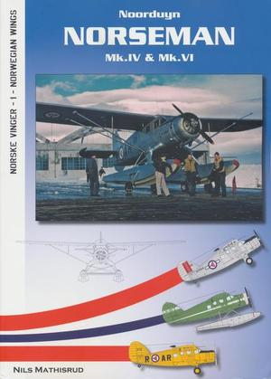 Nils Mathisrud has written this detailed account of the Noorduyn Norseman in Norway. Illustrated with colour profiles and photograps. English and Norwegian text.