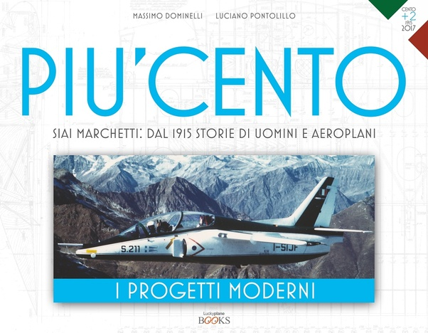 Part 2 of the history of SIAI Marchetti describes the post-war period. Well-illustrated book.