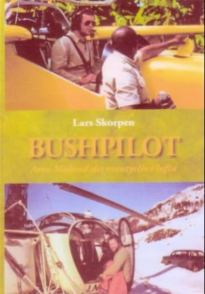 Lars Skorpen was one of Norway's few bush pilots. He flew numerous aircraft and helicopters.