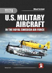This big book covers U.S. military aircraft used by Royal Swedish Air Force during World War II and up to the present day. Aircraft in service are illustrated and described in unparalleled detail by the highly-respected Swedish aviation expert Mikael Forslund.
