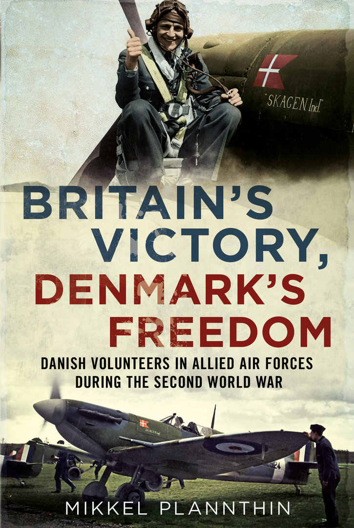 The first comprehensive account of Danish men and women in Allied air forces during the Second World War.