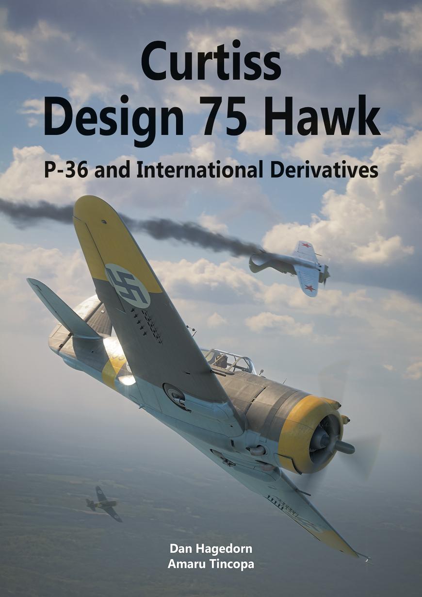 Curtiss Design 75 Hawk